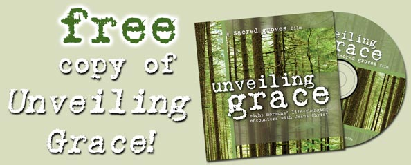 "Free Copy of ""Unveiling Grace"""